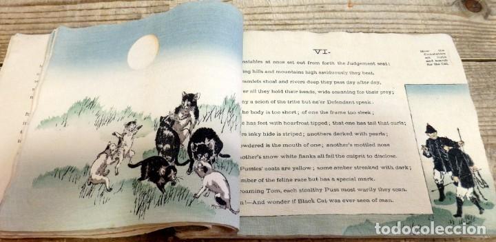 Libros antiguos: THE RATS PLAINT, (LA QUEJA DE LA RATA), 1894,T. HASEGAWA, EN PAPEL CREPE O SEDA, RARISIMO, UNA JOY - Foto 4 - 170060748