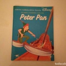 Libros antiguos: PETER PAN DISNEY CUENTO AÑOS 80. Lote 170464368