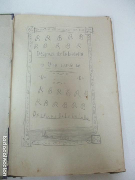 Libros antiguos: Después de la Batalla, Una Ilusa - Manuel Marinel-lo - Dibujos Ricardo Opisso - Biblioteca Natural - Foto 2 - 170852145