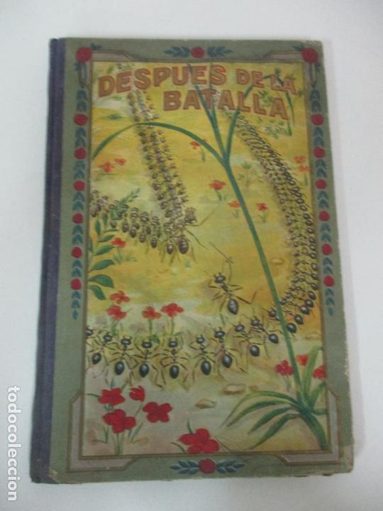 Libros antiguos: Después de la Batalla, Una Ilusa - Manuel Marinel-lo - Dibujos Ricardo Opisso - Biblioteca Natural - Foto 10 - 170852145