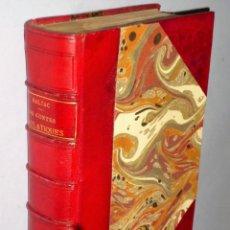 Libros antiguos: LES CONTES DROLATIQUES.. Lote 170886985