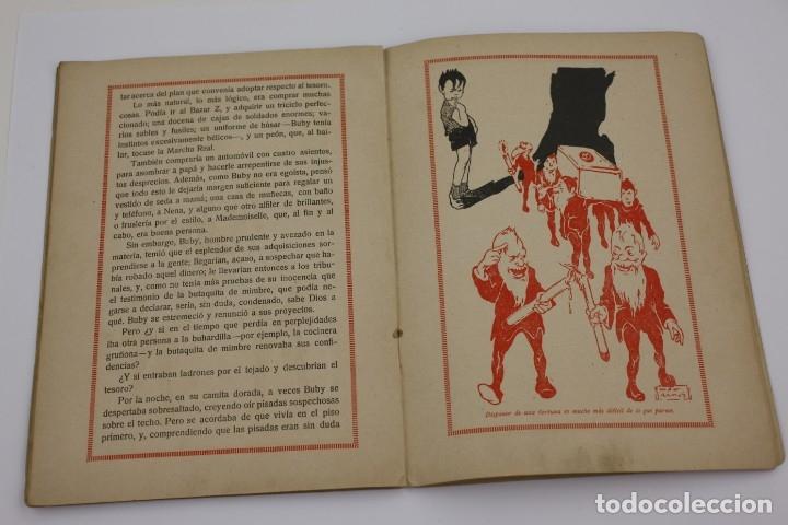 Libros antiguos: Buby encuentra un tesoro, Magda Donato, ilustraciones Max Ramos, editorial Rivadeneyra, Madrid. - Foto 4 - 171010954