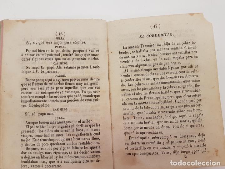 Libros antiguos: EL AMIGO DE LA INFANCIA, CUENTOS BERQUIN, EDICIÓN BARCELONA 1843 - Foto 3 - 171099083