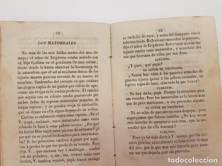 Libros antiguos: EL AMIGO DE LA INFANCIA, CUENTOS BERQUIN, EDICIÓN BARCELONA 1843 - Foto 6 - 171099083