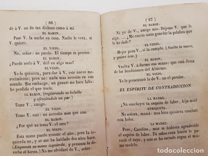 Libros antiguos: EL AMIGO DE LA INFANCIA, CUENTOS BERQUIN, EDICIÓN BARCELONA 1843 - Foto 7 - 171099083