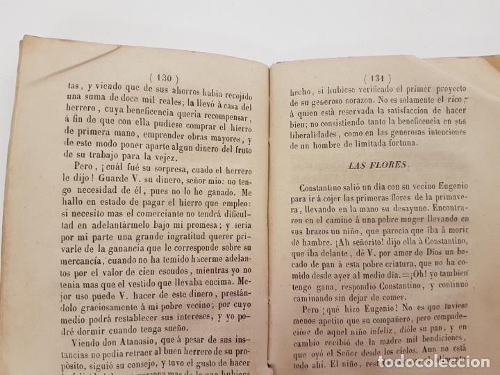 Libros antiguos: EL AMIGO DE LA INFANCIA, CUENTOS BERQUIN, EDICIÓN BARCELONA 1843 - Foto 9 - 171099083