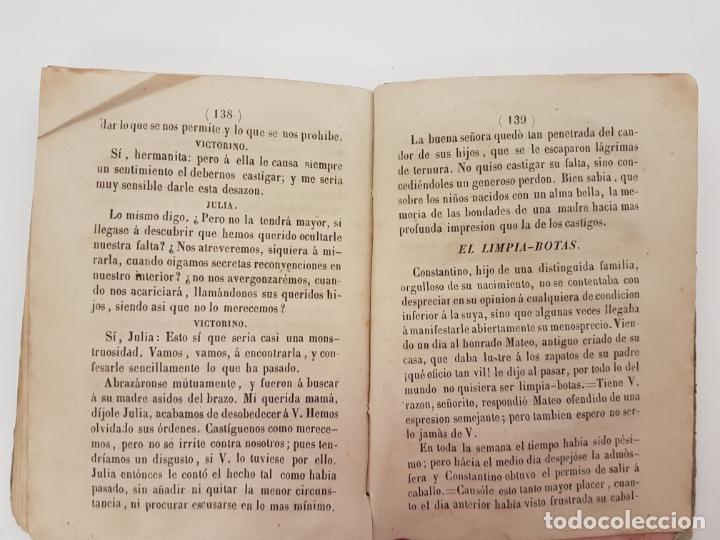 Libros antiguos: EL AMIGO DE LA INFANCIA, CUENTOS BERQUIN, EDICIÓN BARCELONA 1843 - Foto 10 - 171099083
