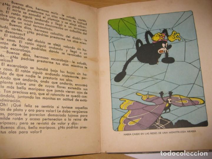 Libros antiguos: cuento el raton volador. ed molino 1936 1 era edicion - Foto 4 - 171169643