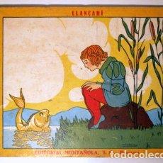 Libros antiguos: FARRIOLS, M. - RIBA, C. - LLANÇARÍ - BARCELONA S/D - MOLT IL·LUSTRAT. Lote 171298633
