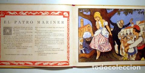 Libros antiguos: UTRILLO, A. - EL PATRÓ MARINER - Barcelona s/d - Molt il·lustrat - 1ª edic. - Foto 3 - 171298638