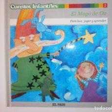 Libros antiguos: CUENTOS INFANTILES EL MAGO DE OZ NUEVO. Lote 171347875