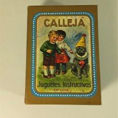 Libros antiguos: CALLEJA. 24 EJEMP. MINIATURA. FACSÍMIL. EDIT. JOSÉ J. OLAÑETA. MADRID. SIGLO XX.. Lote 172701973
