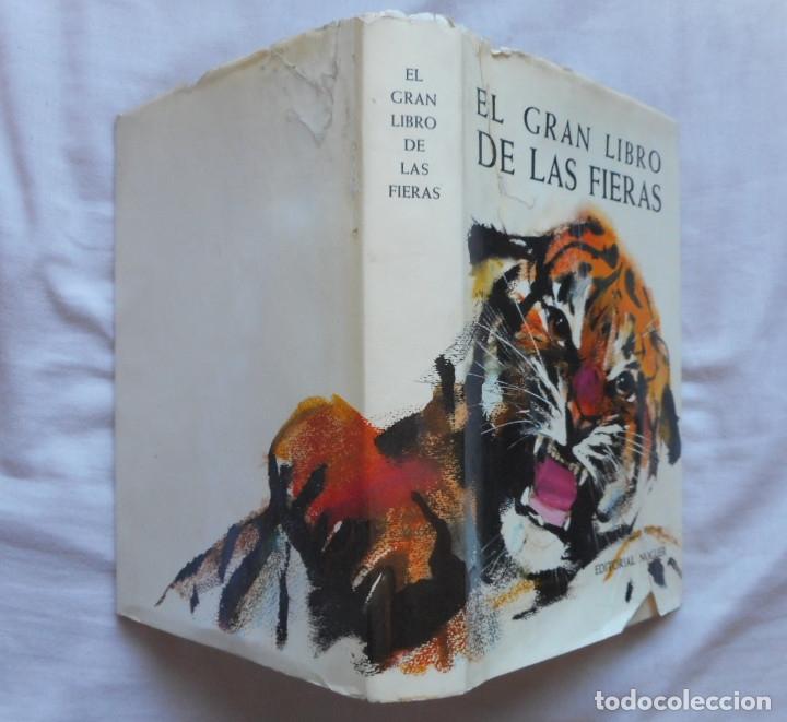 Libros antiguos: El gran libro de las fieras - Ilust. Janusk Grabianski - Ed. Noguer - 1965 - Foto 2 - 172770564