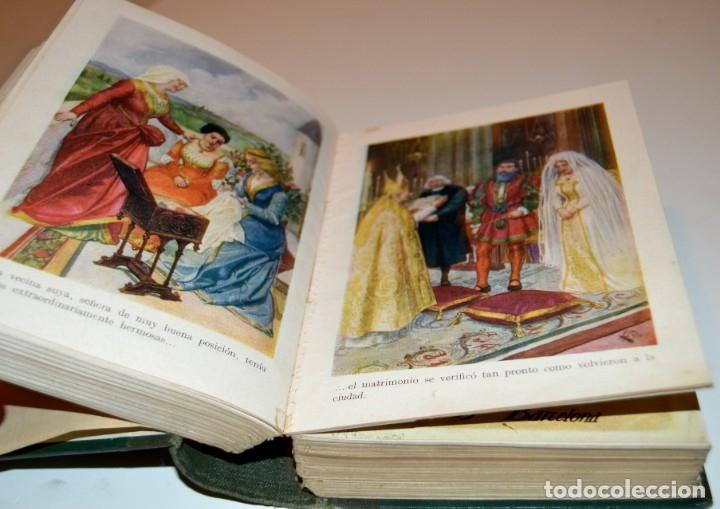 Libros antiguos: RAMON SOPENA - 29 CUENTOS ILUSTRADOS PARA NIÑOS - ENCUADERNADOS EN UN TOMO - IMPECABLES - Foto 18 - 172799969