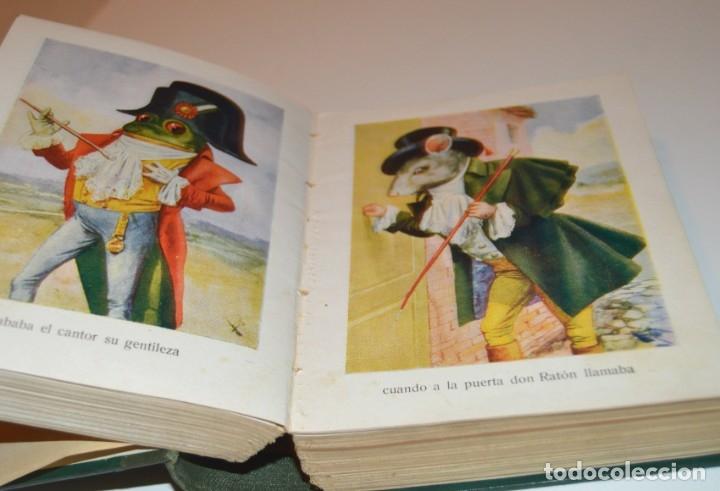 Libros antiguos: RAMON SOPENA - 29 CUENTOS ILUSTRADOS PARA NIÑOS - ENCUADERNADOS EN UN TOMO - IMPECABLES - Foto 20 - 172799969