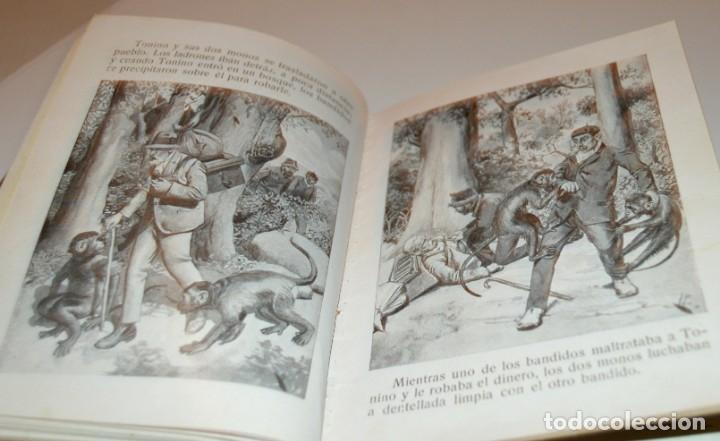 Libros antiguos: RAMON SOPENA - 29 CUENTOS ILUSTRADOS PARA NIÑOS - ENCUADERNADOS EN UN TOMO - IMPECABLES - Foto 30 - 172799969