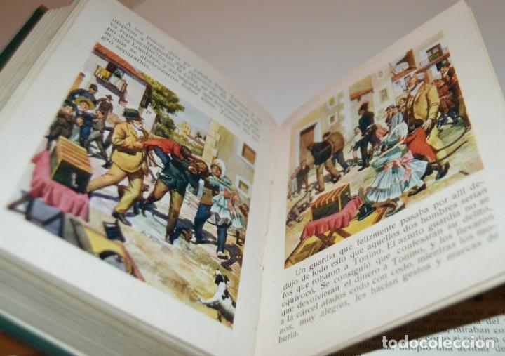 Libros antiguos: RAMON SOPENA - 29 CUENTOS ILUSTRADOS PARA NIÑOS - ENCUADERNADOS EN UN TOMO - IMPECABLES - Foto 31 - 172799969