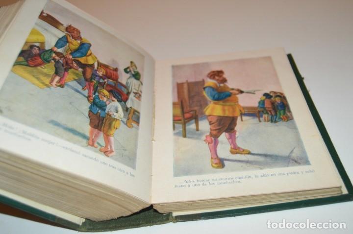 Libros antiguos: RAMON SOPENA - 29 CUENTOS ILUSTRADOS PARA NIÑOS - ENCUADERNADOS EN UN TOMO - IMPECABLES - Foto 36 - 172799969