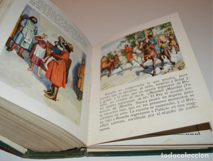 Libros antiguos: RAMON SOPENA - 29 CUENTOS ILUSTRADOS PARA NIÑOS - ENCUADERNADOS EN UN TOMO - IMPECABLES - Foto 43 - 172799969