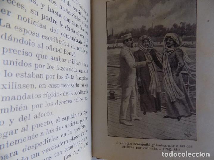 Libros antiguos: LIBRERIA GHOTICA. BIBLIOTECA SELECTA. FLORES DE JUVENTUD.RAMON SOPENA 1943. ILUSTRADO. - Foto 2 - 172838477