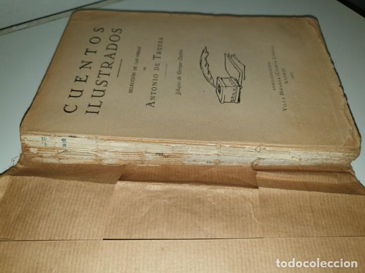 Libros antiguos: CUENTOS ILUSTRADOS Selección de las obras de Antonio de Trueba - Foto 3 - 172932828