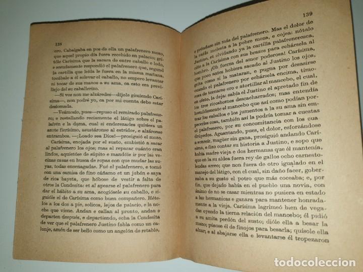 Libros antiguos: CUENTOS J.E. Hartzenbusch Colección Universal N.º938 a 940 - Foto 4 - 172933178