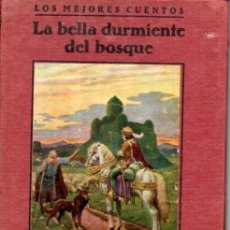 Libros antiguos: LOS MEJORES CUENTOS ARALUCE: LA BELLA DURMIENTE (C. 1920) ILUSTRACIONES DE OTTO KUBEL. Lote 173083495