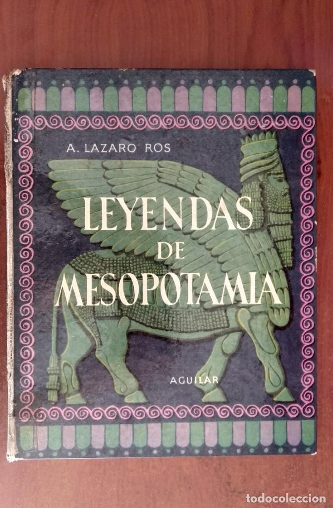 LEYENDA DE MESOPOTAMIA (Libros Antiguos, Raros y Curiosos - Literatura Infantil y Juvenil - Cuentos)