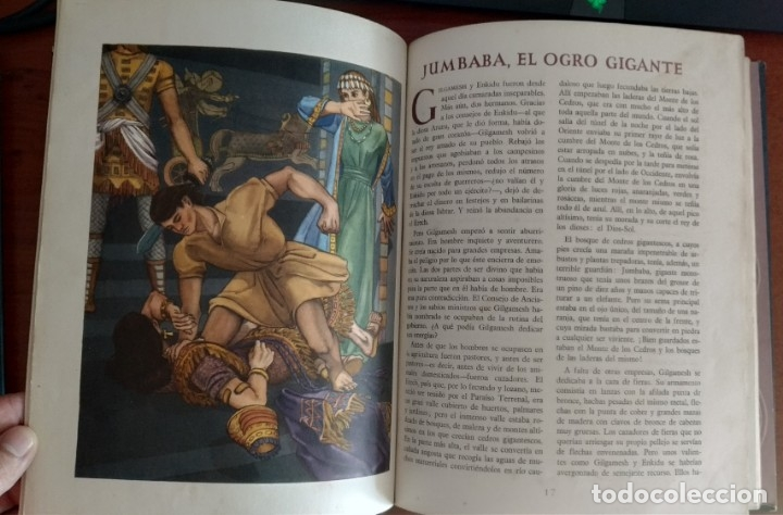 Libros antiguos: LEYENDA DE MESOPOTAMIA - Foto 3 - 173188139