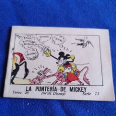 Libros antiguos: MINI COMIC DE MICKEY. Lote 173407410