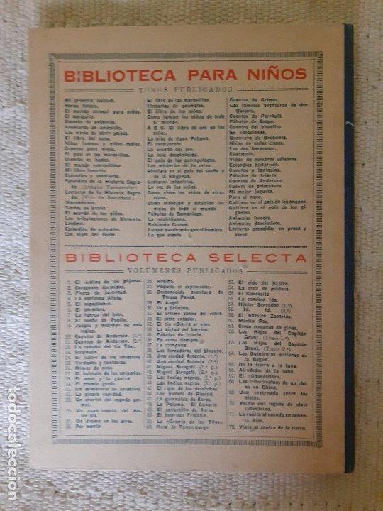 Libros antiguos: Historias de animales - Ilust. Joan Llaverías - Ramón Sopena , 1936 - Foto 2 - 223486181