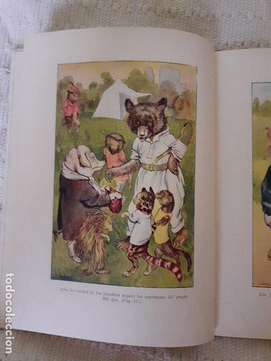 Libros antiguos: Historias de animales - Ilust. Joan Llaverías - Ramón Sopena , 1936 - Foto 3 - 223486181