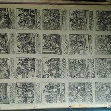 Libros antiguos: HISTORIA DE TRES HERMANAS, VULGO LA VENTAFOCS EN FORMATO ALELUYA LISTA PARA ENMARCAR. Lote 173525384