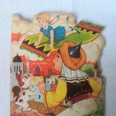 Libros antiguos: CUENTO TROQUELADO TORAY # 64 LA ALFOMBRA VOLADORA 1961 ILUSTRACIONES AYNE. Lote 173924740