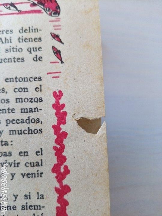 Libros antiguos: CTC - ANTIGUO LIBRO - GENOVEVA DE BRAMANTE - SATURNINO CALLEJA - PENAGOS - Foto 10 - 174081504