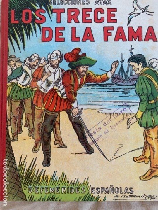 LOS TRECE DE LA FAMA (Libros Antiguos, Raros y Curiosos - Literatura Infantil y Juvenil - Cuentos)