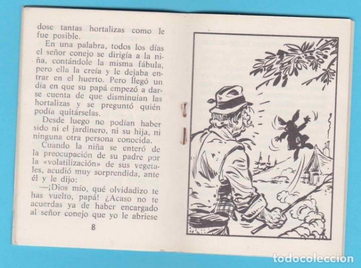 Libros antiguos: JUDITH Y EL CONEJITO. COLECCIÓN 7 PORTES. RESTAURANT 7 PORTES, BARCELONA 1980 - Foto 3 - 174571639