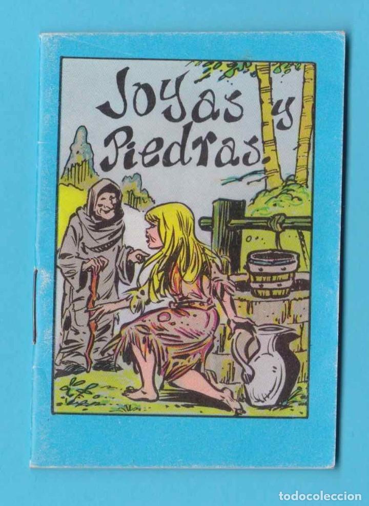 JOYAS Y PIEDRAS. COLECCIÓN 7 PORTES. RESTAURANT 7 PORTES, BARCELONA 1980 (Libros Antiguos, Raros y Curiosos - Literatura Infantil y Juvenil - Cuentos)