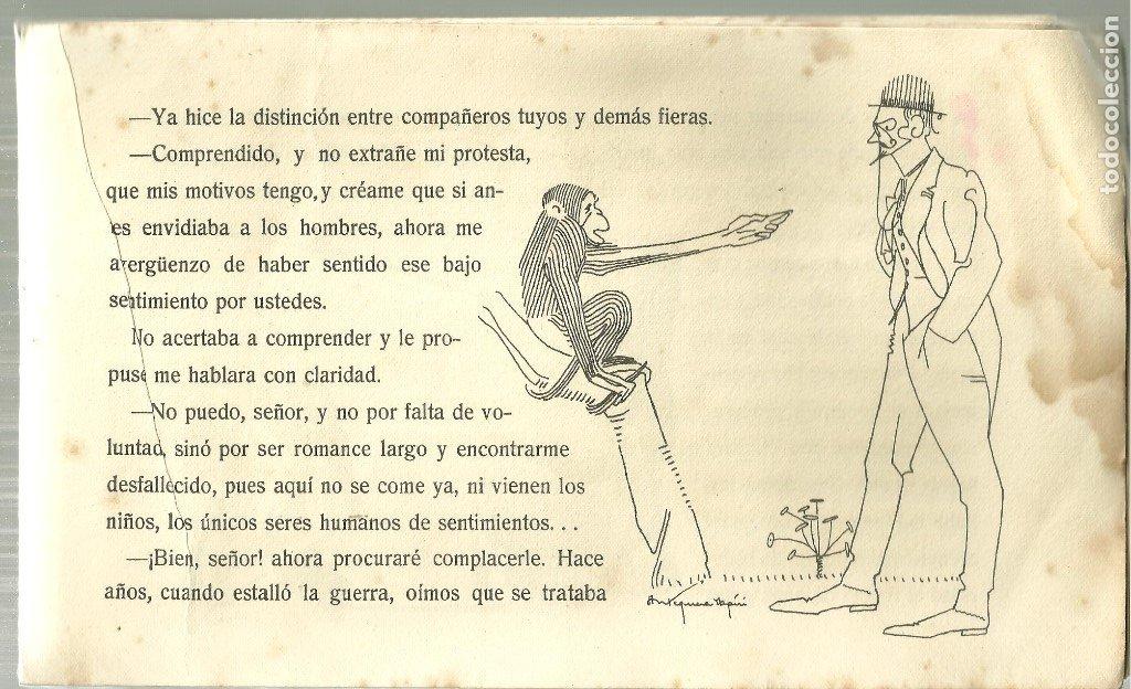 Libros antiguos: 465.- MIKOLANC Y Cª-J.MANIN- ILUSTRA PEDRO ANTEQUERA AZPIRI-EDITA HIJOS DE SANTIAGO RODRIGUEZ-BURGOS - Foto 5 - 174591959