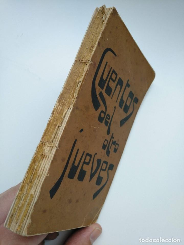 Libros antiguos: CUENTOS DEL OTRO JUEVES (AÑO 1896) - CARLOS OSSORIO Y GALLARDO, J. XAUDARÓ - ILUSTRADO - RARO - Foto 2 - 174935097