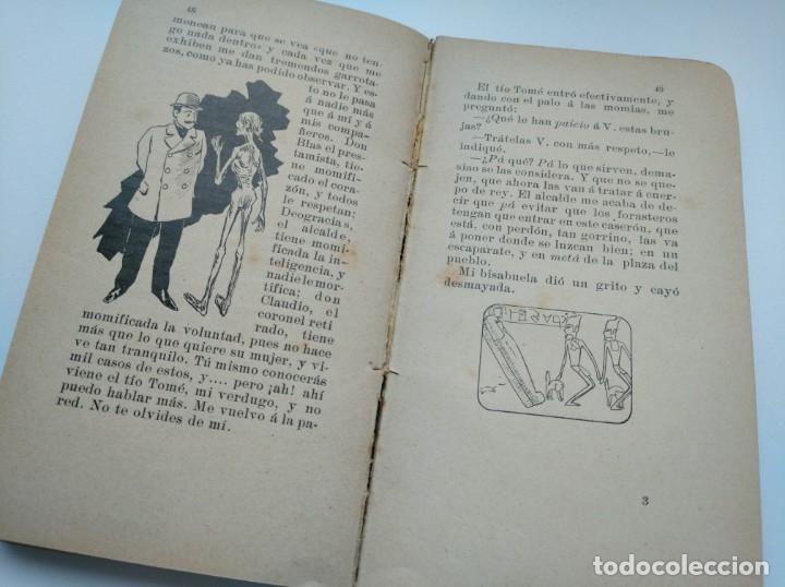 Libros antiguos: CUENTOS DEL OTRO JUEVES (AÑO 1896) - CARLOS OSSORIO Y GALLARDO, J. XAUDARÓ - ILUSTRADO - RARO - Foto 6 - 174935097