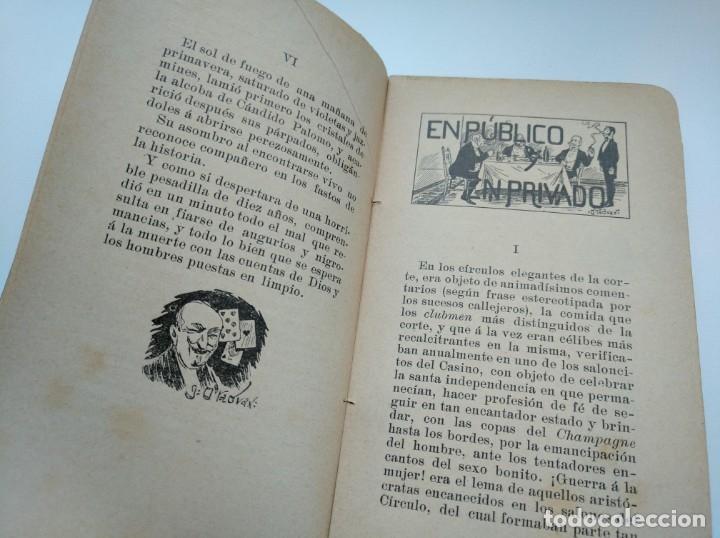Libros antiguos: CUENTOS DEL OTRO JUEVES (AÑO 1896) - CARLOS OSSORIO Y GALLARDO, J. XAUDARÓ - ILUSTRADO - RARO - Foto 9 - 174935097