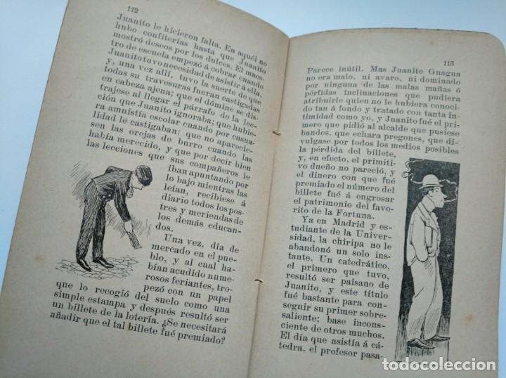 Libros antiguos: CUENTOS DEL OTRO JUEVES (AÑO 1896) - CARLOS OSSORIO Y GALLARDO, J. XAUDARÓ - ILUSTRADO - RARO - Foto 10 - 174935097
