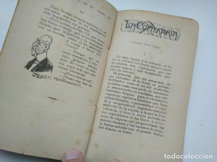 Libros antiguos: CUENTOS DEL OTRO JUEVES (AÑO 1896) - CARLOS OSSORIO Y GALLARDO, J. XAUDARÓ - ILUSTRADO - RARO - Foto 12 - 174935097