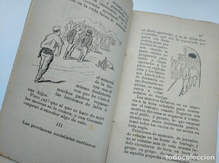 Libros antiguos: CUENTOS DEL OTRO JUEVES (AÑO 1896) - CARLOS OSSORIO Y GALLARDO, J. XAUDARÓ - ILUSTRADO - RARO - Foto 13 - 174935097