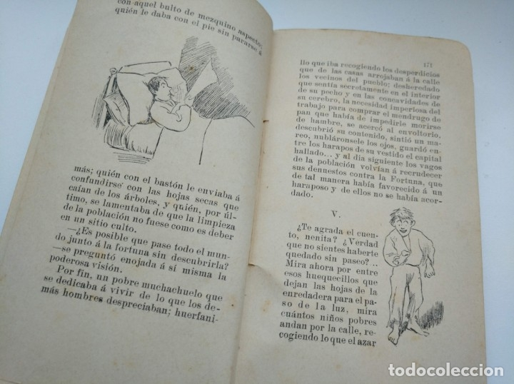 Libros antiguos: CUENTOS DEL OTRO JUEVES (AÑO 1896) - CARLOS OSSORIO Y GALLARDO, J. XAUDARÓ - ILUSTRADO - RARO - Foto 14 - 174935097