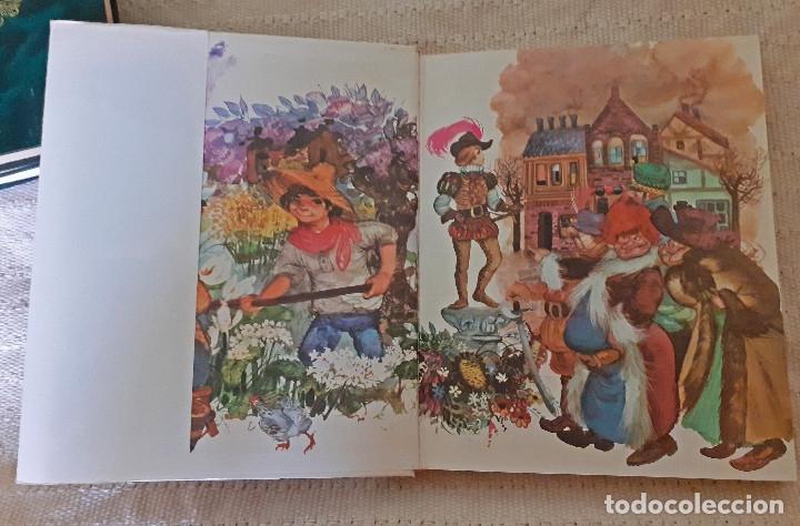 Libros antiguos: Tu gran libro de cuentos I, II, III, IV - Susaeta, 1984 - Foto 2 - 174994245