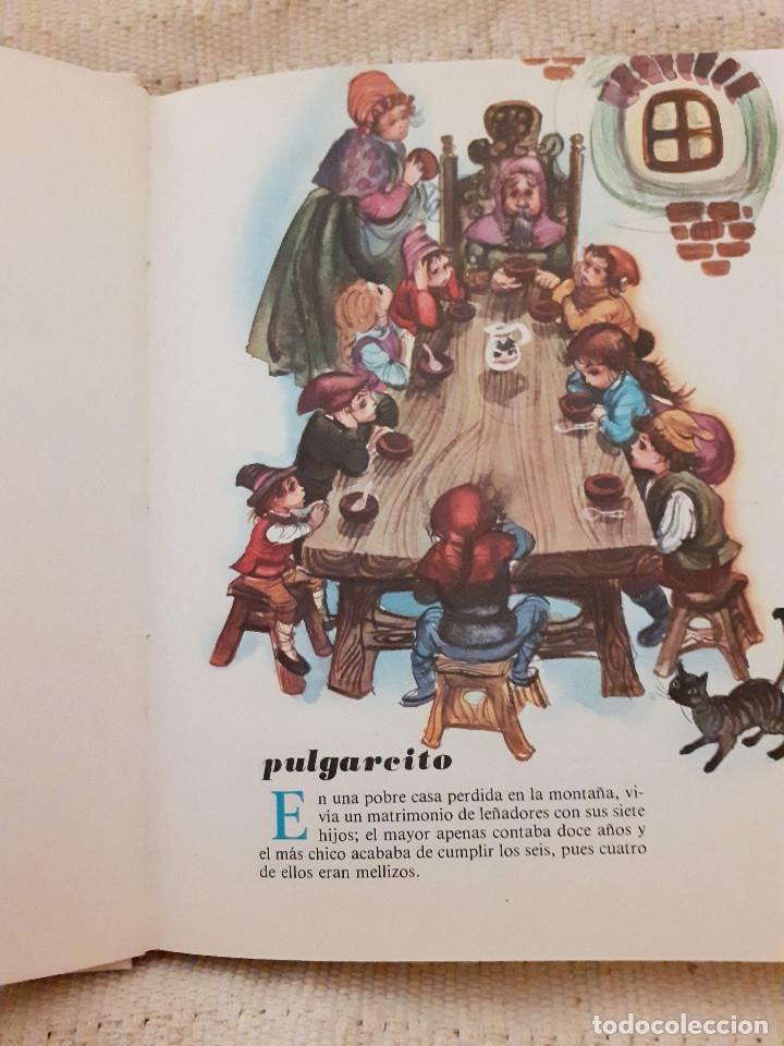Libros antiguos: Tu gran libro de cuentos I, II, III, IV - Susaeta, 1984 - Foto 4 - 174994245