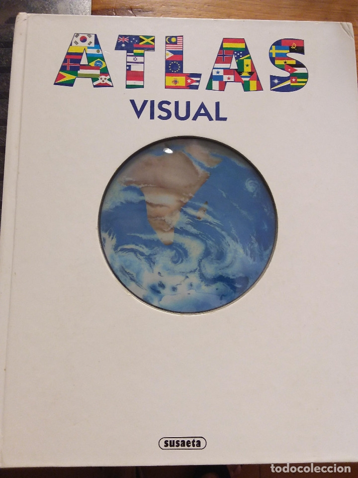 Libros antiguos: MI FANTASTICO LIBRO DE CUENTOS TRIDIMENSIONAL 1992+ Atlas visual de transparencias. Ed.Susaeta - Foto 7 - 117747799