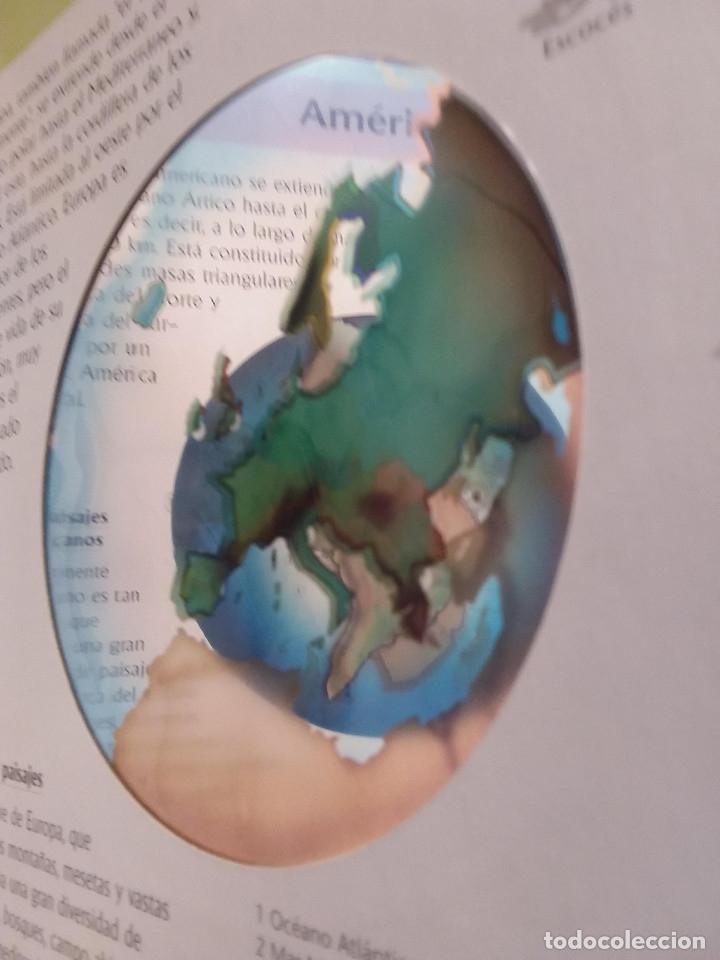 Libros antiguos: MI FANTASTICO LIBRO DE CUENTOS TRIDIMENSIONAL 1992+ Atlas visual de transparencias. Ed.Susaeta - Foto 8 - 117747799